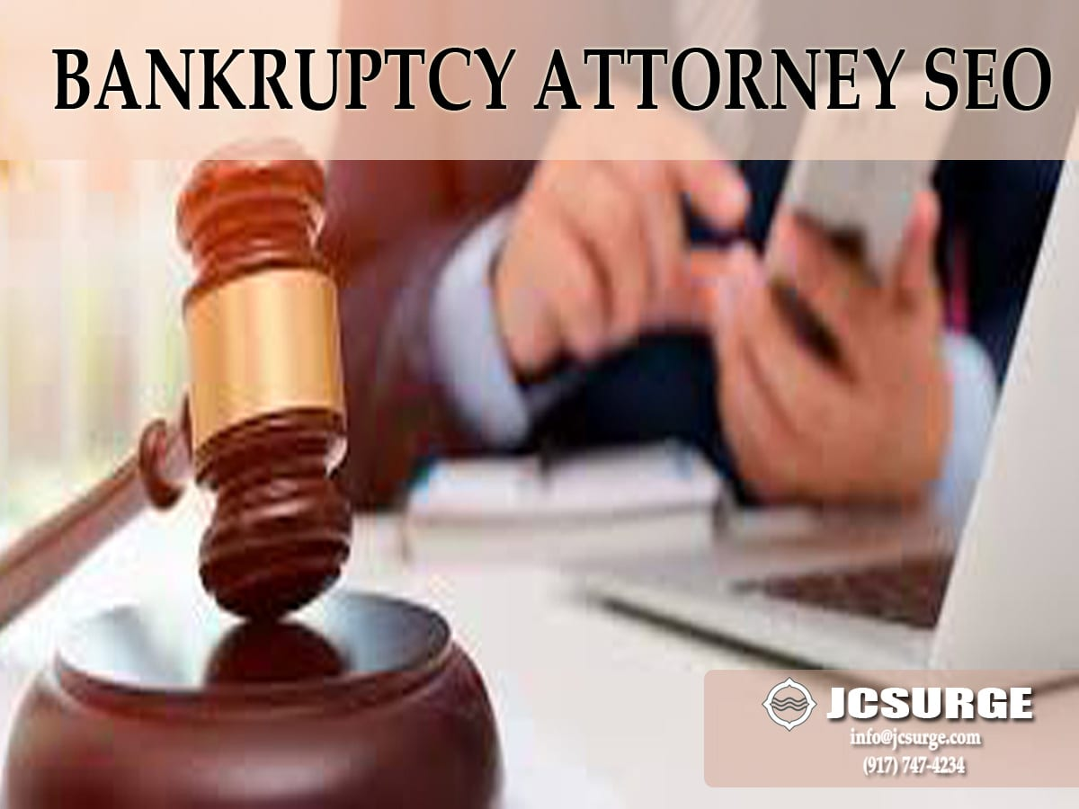 BANKRUPTCY ATTORNEY SEO