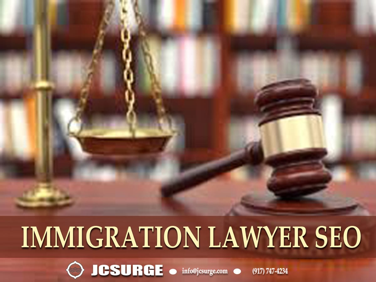 immigration lawyer seo