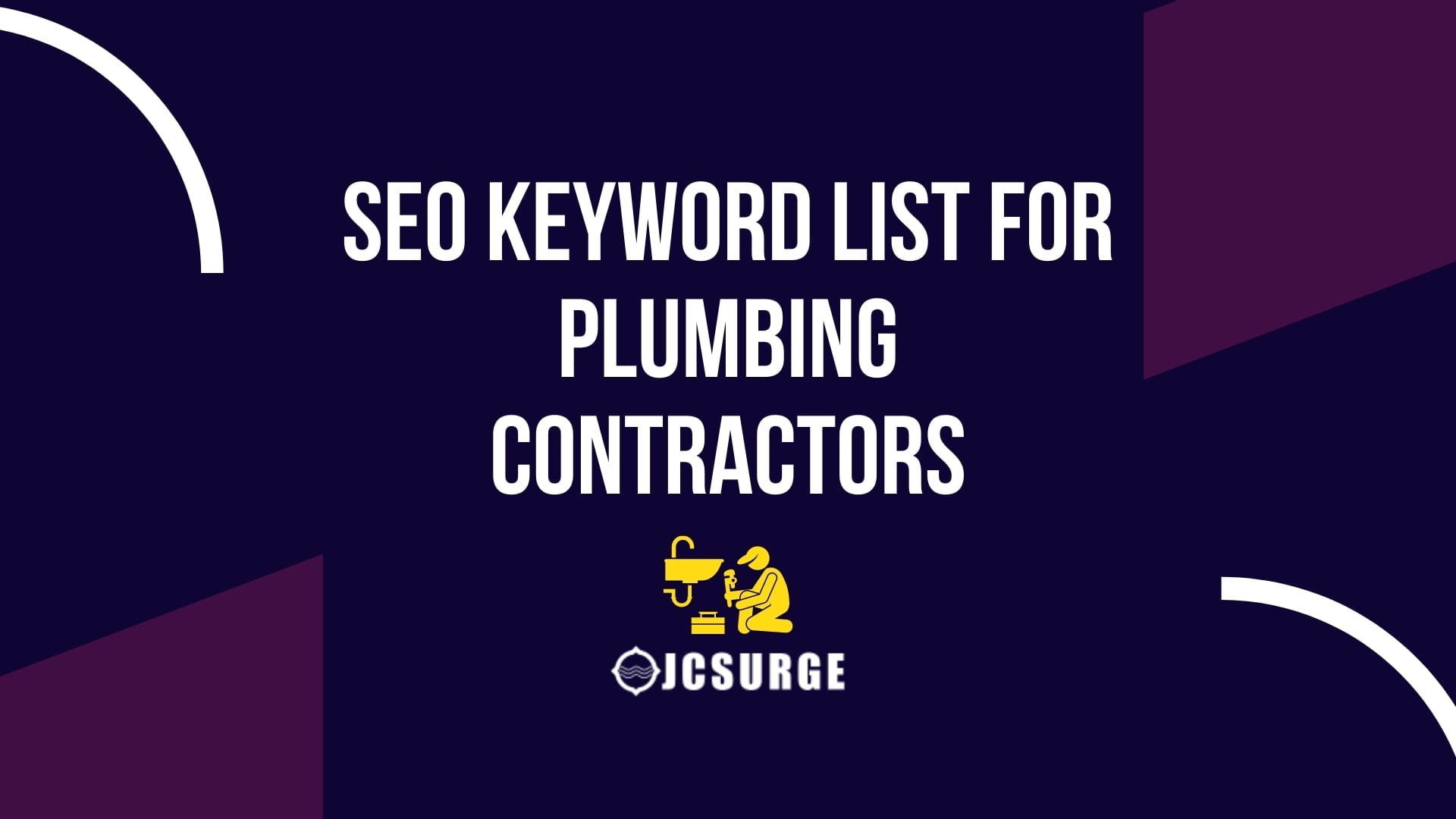 205 Keywords Plumbing Contractors Should Use on Their Website